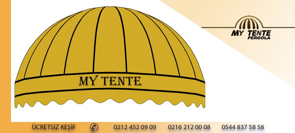 Körüklü Tente Sarı